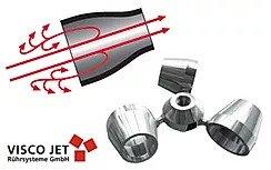 Visco Jet Mixer technology